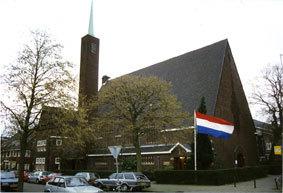 vrijburg gebouw
