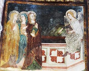 Sante donne al Sepolcro